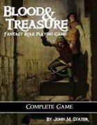 Blood & Treasure Complete