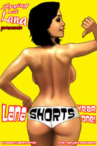 Spying with Lana presents Lana Shorts Year One!