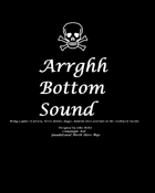 Arrghh Bottom Sound-Guadalcanal North shore settlements map