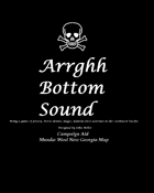Arrghh Bottom Sound-Munda settlements map