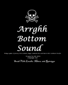 Arrghh Bottom Sound-South Vella Lavella, Mbava & Ranongga settlements map
