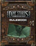 Dime Stories: Grit and Gunfights on the Far Edge of the Galaxy