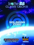 Solarian Core Class Deck