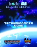 Technomancer Core Class Deck