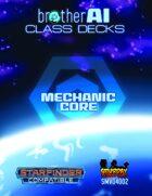 Mechanic Core Class Deck