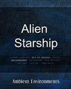Alien Starship (interior) (Mp3@320 Kbps) - from the RPG & TableTop Audio Experts