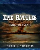 Epic Battles Sound Pack [BUNDLE]