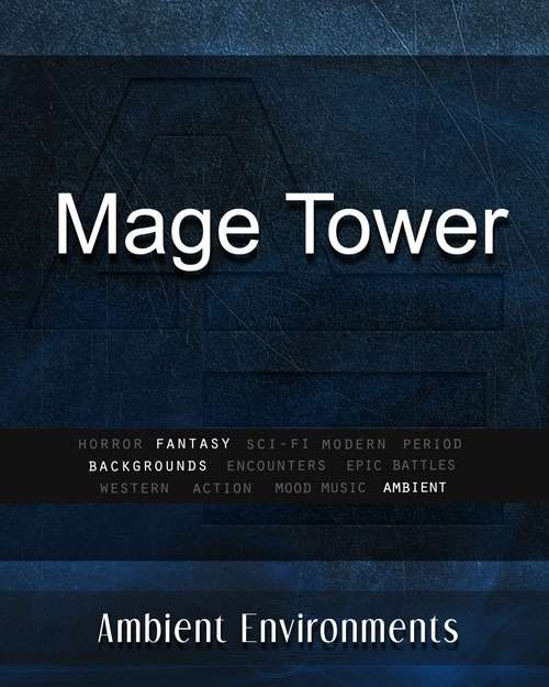 Mage Tower   - from the RPG & TableTop Audio Experts