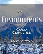 Environments Vol.1 - Cold Climates [BUNDLE]