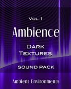 Ambience Vol.1: Dark Textures [BUNDLE]