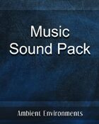 KS3-Music Sound Pack - from the RPG & TableTop Audio Experts