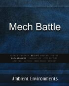 Mech Battle - from the RPG & TableTop Audio Experts