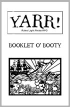 Yarr! Booklet o' Booty