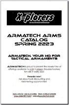 Armatech Arms Catalog spring 2223 (X-plorers)