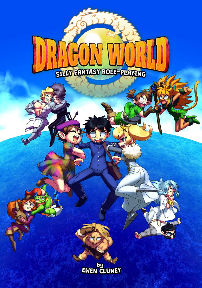 Dragon World Hack 0.4