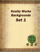 Knotty Works Backgrounds Set 1