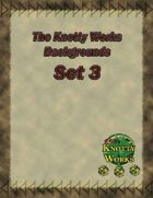 Knotty Works Backgrounds Set 3