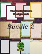 Knotty Works Backgrounds 5, 11 -13, 15 [BUNDLE]