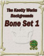 Knotty Works Backgrounds Bones 1