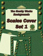 Scaley Covers Set 1 - Green