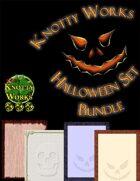 Knotty Works Halloween Sets [BUNDLE]
