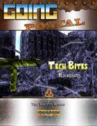 Going Postal - Tech Bites (Microbots)