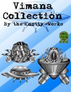 Vimanas (Alien Crafts)