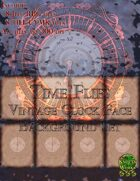 Knotty Works Backgrounds Vintage Clock Pack 1