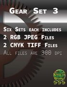 Knotty Works Gears Set 3