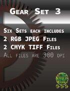 Knotty Works Gears Set 3