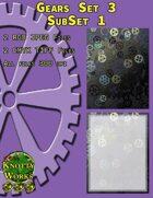 Knotty Works Gears Set 3 Sub Set 1