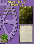 Knotty Works Gears Set 3 Sub Set 2