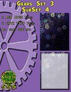 Knotty Works Gears Set 3 Sub Set 4