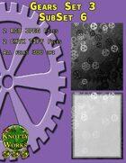Knotty Works Gears Set 3 Sub Set 6