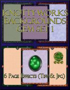 Knotty Works Backgrounds Gem Pack 1
