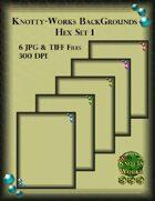 Knotty Works Hex Set 1
