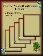 Knotty Works Hex Set 3
