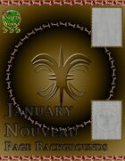 Knotty Works Backgrounds January Nouveau Pack 1