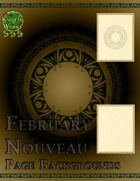 Knotty Works Backgrounds February Nouveau Pack 1