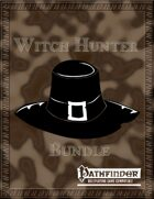 Witch Hunter's Bundle [BUNDLE]