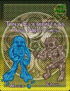 Tiny Elementals [Stock Art]