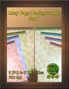 Knotty Works May Background Set 1