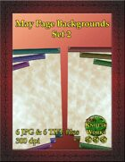 Knotty Works May Background Set 2