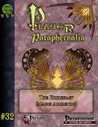 Player Paraphernalia #32  The Ecclesiast