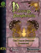 Player Paraphernalia #34 The Domain Specialist (Archetype)