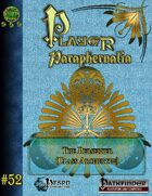 Player Paraphernalia #52 The Berserker (Class Archetype)