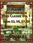Player Paraphernalia Wild Classes Vol I [BUNDLE]