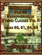Player Paraphernalia Hybrid Classes Vol II [BUNDLE]