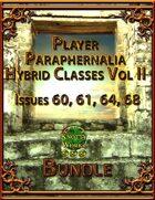 Player Paraphernalia Hybrid Classes Vol II [BUNDLE]