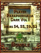 Player Paraphernalia Dark Vol I [BUNDLE]